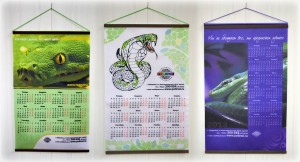 Фотопечать календари с